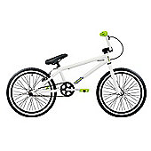 "Scorpion Telson 20"" Wheel White BMX Bike"