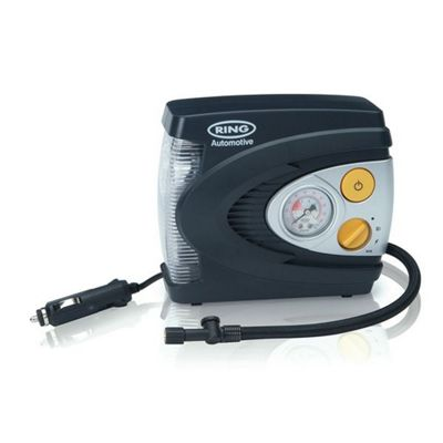 Ring 12V Anlalogue Compressor with LED Light