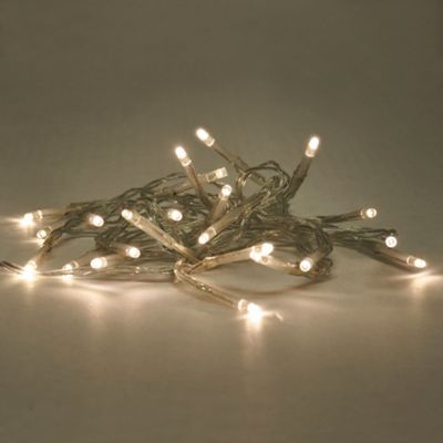 Buy 20 Led Battery Operated String Lights Warm White From