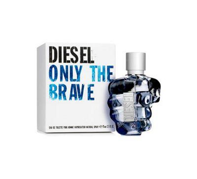 Diesel Only The Brave 75ml Eau de Toilette Spray.
