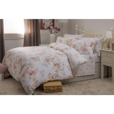 Belledorm Cherry Blossom Country Dream Duvet Cover - Single