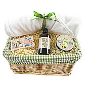 Say It Baby Natural Babycare Basket