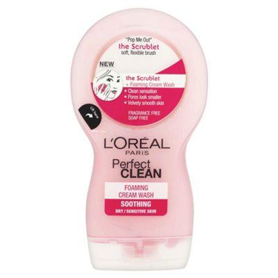 L'Oreal Paris Perfect Clean Dry & Sensitive Skin