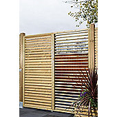 Adjustable Garden Screen