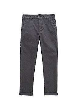 F&F Skinny Stretch Chinos - Grey