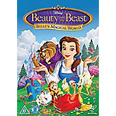 Beauty & the Beast - Belle's Magical World DVD