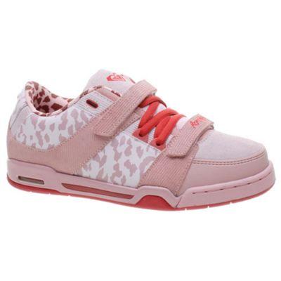 Roxy Zoombie Cheetah Strawberry Moose Womens Shoe
