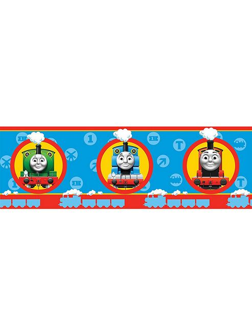 Thomas and Friends Wallpaper Border 5m