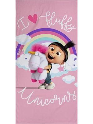 Despicable Me Daydream Unicorn Towel