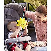 Baby Sensory Baby Sensory Say Hello Sun Stroller Toy