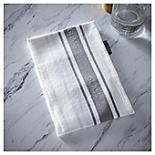 Go Cook Grey Glass Tea Towel 1 pk