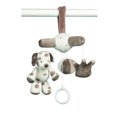 Nattou Mini Baby Cot Mobile - Max, Noa and Tom