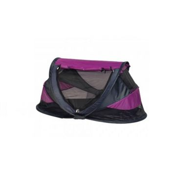 NSAuk Deluxe Pop Up UV Sun Tent Large Purple 0-4 Years