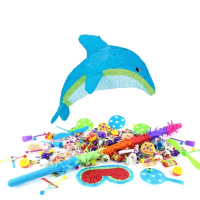 Buy Dolphin Pinata Kit from our All Party Decorations range - Tesco