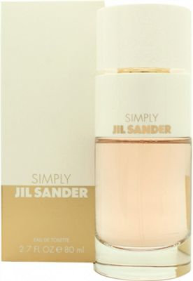 Jil Sander Simply Jil Sander Eau de Toilette (EDT) 80ml Spray For Women