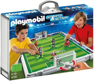 Playmobil Take Along Soccer Match