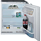 Hotpoint Aquarius Integrated Undercounter Fridge HL A1.UK - White
