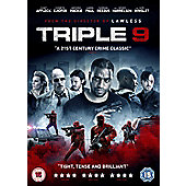 Triple Nine DVD