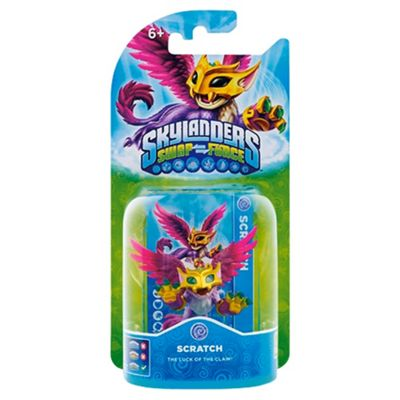 Skylanders Swap Force Single Character Scratch