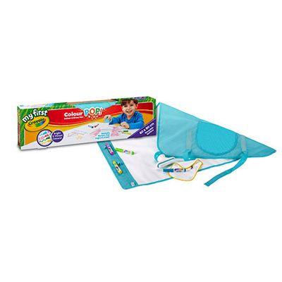 Crayola Colour Pop Colour and Erase Mat