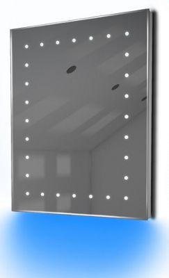 Ambient Ultra-Slim LED Bathroom Mirror With Demister Pad & Sensor K162B
