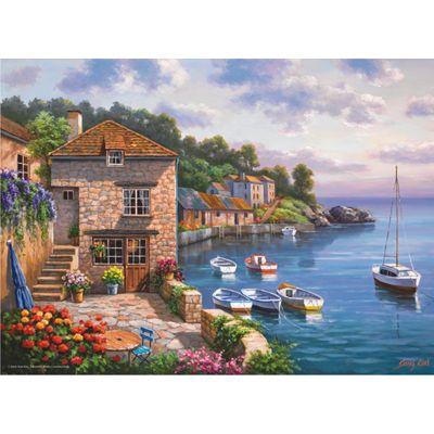 Harbour Garden - 1000pc Puzzle