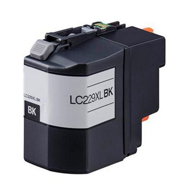 Brother LC229XLBK Black Replacement Extra High Capacity Ink Cartridge