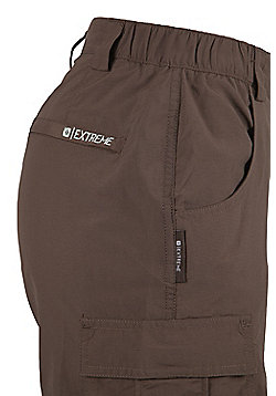 Travel Women's Shorts - Brown
