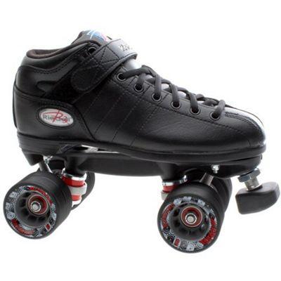 Riedell Riedell R3 Girls/Ladies Quad Roller Skates in Black OR White Sizes Jnr 13-Snr 13