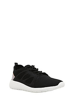 F&F Active Scuba Sock Trainers - Black