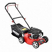 Petrol Rotary Push Mower with 41cm cutting width