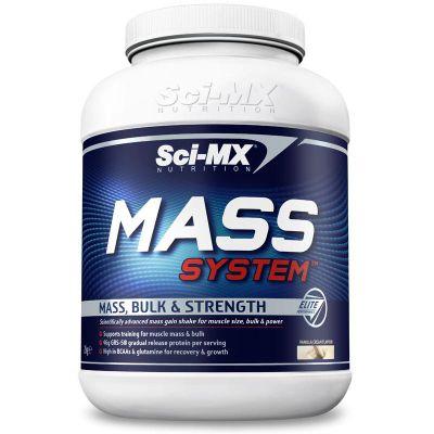 Mass System 2Kg Vanilla