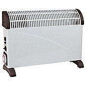 2000W Convector Heater with Turbo Boost