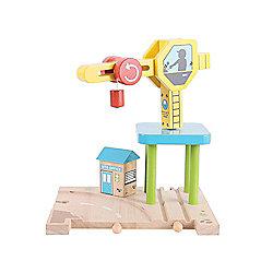 Bigjigs Rail Crane
