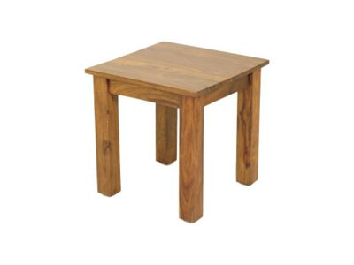 Golant Rosewood Lamp Table - Rosewood