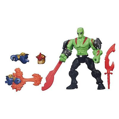 Marvel Super Hero Mashers Drax Action Figure