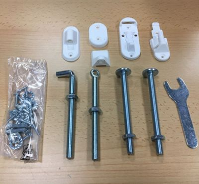 BabyDan MultiDan Wood Fittings Kit