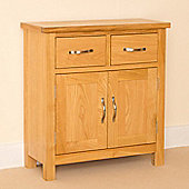 Newlyn Oak Sideboard - Mini Sideboard - Light Oak