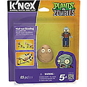 K'nex Plants Vs. Zombies Wall-nut Bowling Building Set