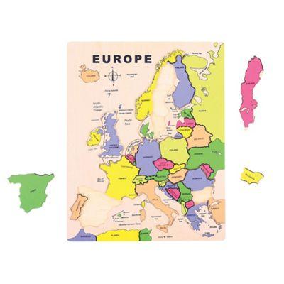 Bigjigs Toys Europe Inset Puzzle