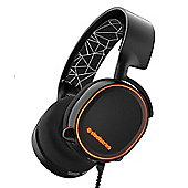 SteelSeries Arctis 5 RGB 7.1 Surround Gaming Headset - Black