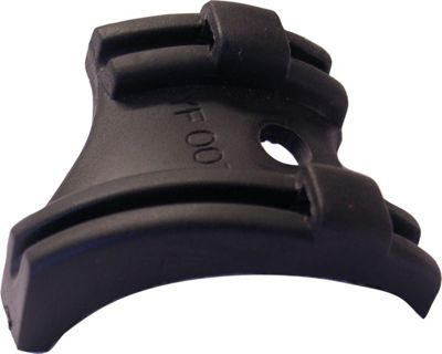 Acor Bottom Bracket Cable Guide. Black, Plastic