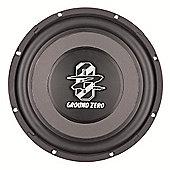 Ground Zero Titanium 25TX Subwoofer