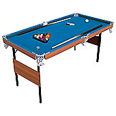 4ft 6inch 2-in-1 Snooker and Pool Table