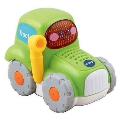 Vtech Toot Toot Drivers GREEN TRACTOR