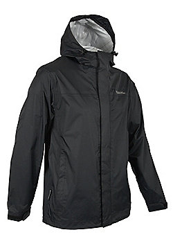 Achill Men's Waterproof Jacket - Black