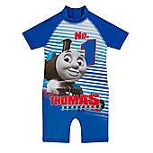 Thomas & Friends Official Gift Boys Surf Suit - Blue