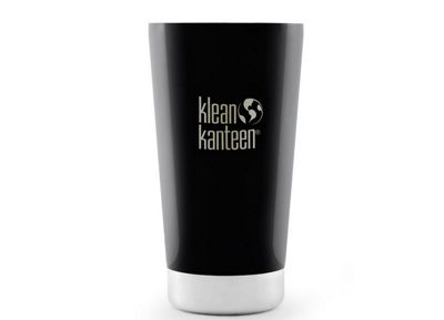 Klean Kanteen 473ml Kanteen Vacuum Insulated Pint Cup Shale Black