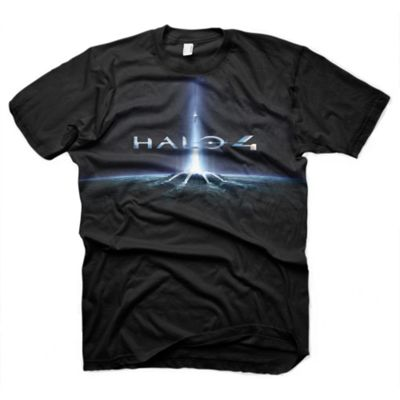 HALO 4 In the Stars L T-Shirt Blk GE1270