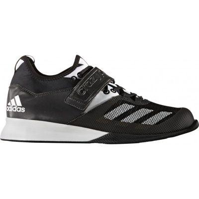 adidas Crazy Power Mens Weightlifting Powerlifting Shoe Black - UK 7